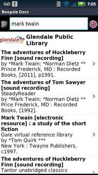 Glendale Public Library CA screenshot 1