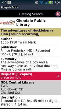 Glendale Public Library CA screenshot 2