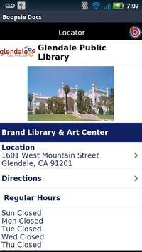 Glendale Public Library CA screenshot 4
