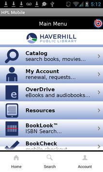 Haverhill Public Library poster