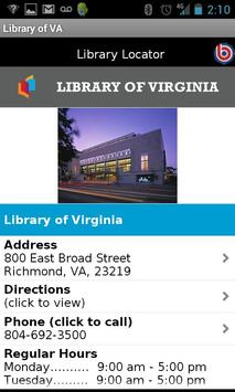Library of VA screenshot 3