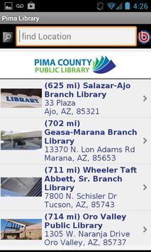 Pima County Public Library screenshot 3