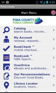 Pima County Public Library poster