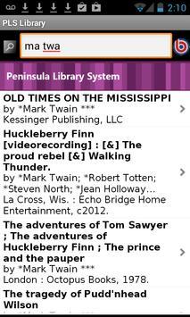 PLS Library apk screenshot