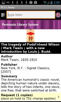 PLS Library screenshot 2
