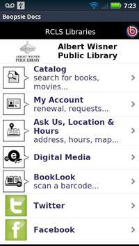 Ramapo Catskill Library System screenshot 1