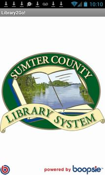 SumterFL Library2Go! poster