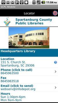 SCPL Mobile screenshot 2