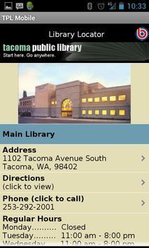 TPL Mobile screenshot 4
