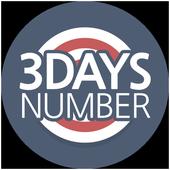 3days number (0506안심번호) icon