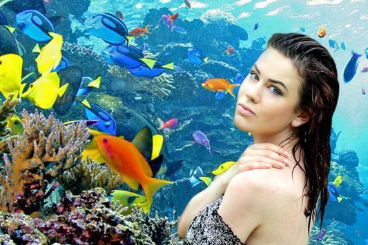 Aquarium Photo Frames New screenshot 1