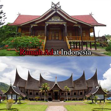 rumah adat indonesia apk screenshot