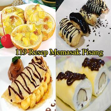 119 resep memasak pisang screenshot 1