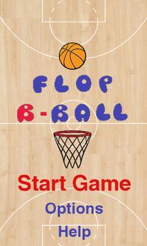 Flop B-Ball poster