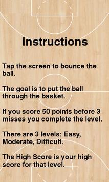Flop B-Ball apk screenshot