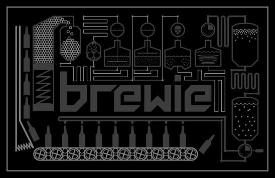 Brewie 3D poster
