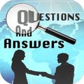 Interview Question and Answer icon