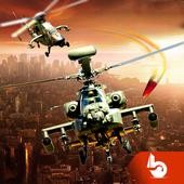 Helicopter Gunship Strike:Gunship Heli Air Attack icon