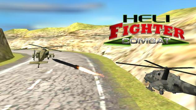 Helicopter Gunship Strike:Gunship Heli Air Attack poster