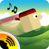 Boubbi scream jump icon