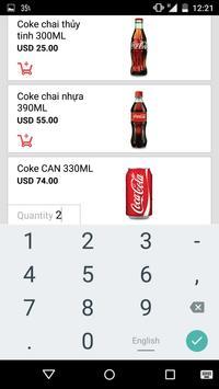 My Coke Express apk screenshot