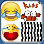 Animated Emoticons icon