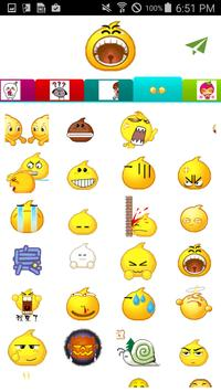 Animated Emoticons poster