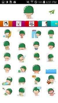 Animated Emoticons apk screenshot