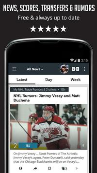 Sportfusion - NHL News Edition poster