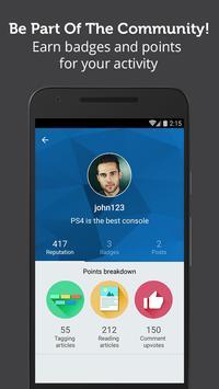 Playstation News - Unofficial apk screenshot
