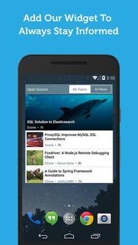 Open Source News - Newsfusion apk screenshot