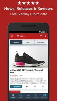 Sneaker News - Newsfusion poster