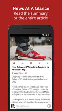 Sneaker News screenshot 3