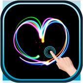 Magic Ripple : Glow Heart icon