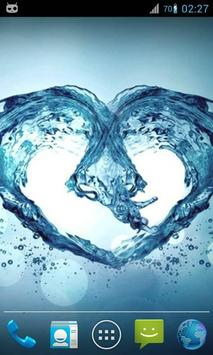 Magic Ripple : Heart in Water poster