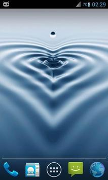 Magic Ripple : Heart in Water apk screenshot