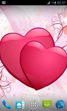 Magic Touch : Pink Heart poster