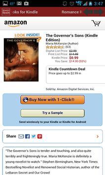 Romance Books - Free Books apk screenshot