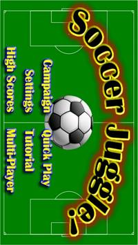 Soccer Juggle Trial! poster