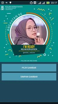 Twibbon KKN 96 UIN Suka screenshot 2