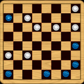Classic Checkers Game icon