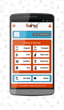 Mobile Recharge & Bill Payment poster