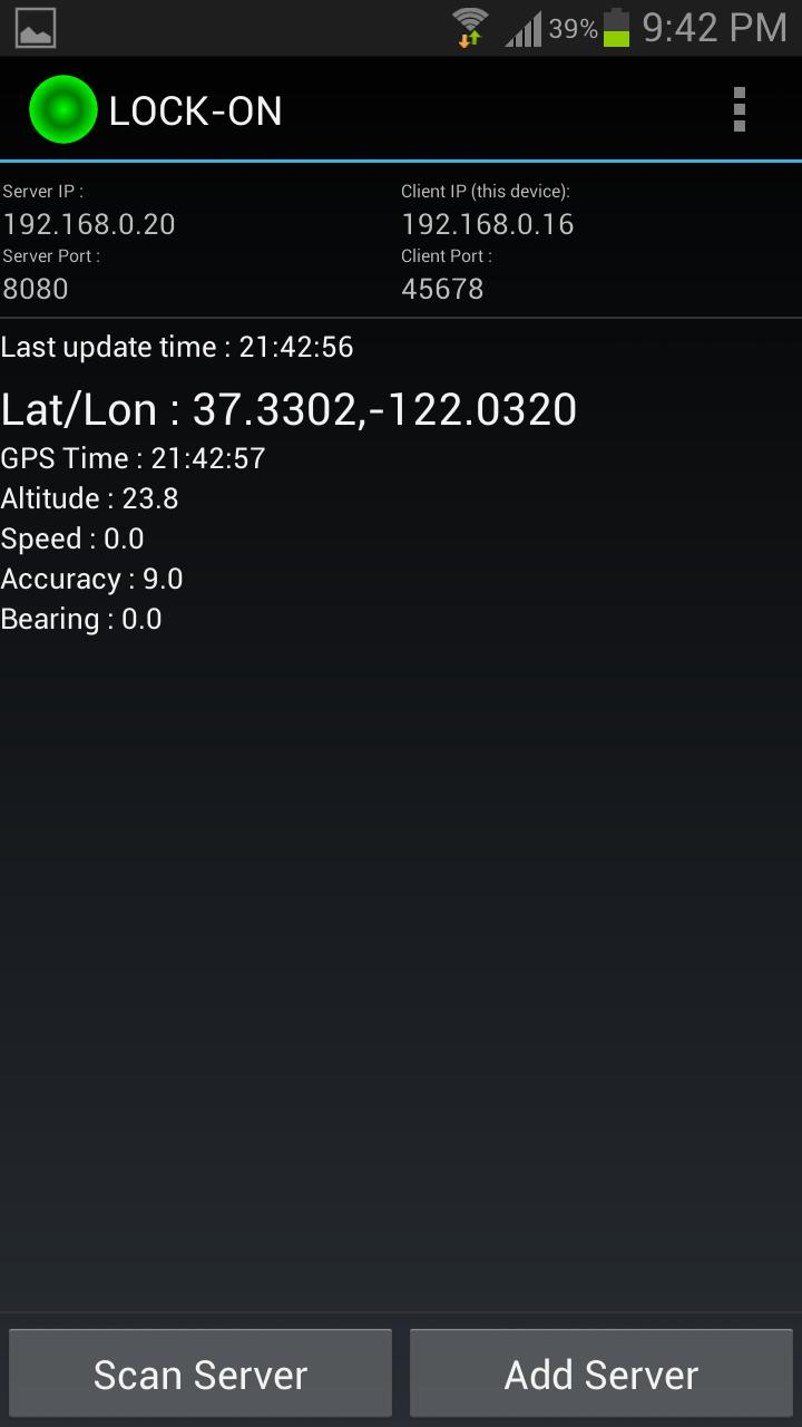 GPS Tether Client for Android - APK Download