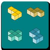 BRICK PUZZLE FREE icon