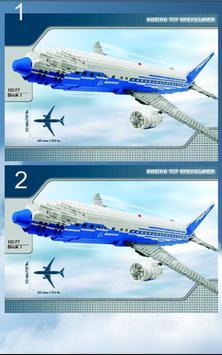 Brick Aircraft instructions apk screenshot