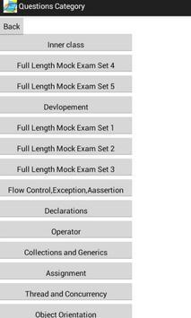 OCPJP/SCJP6 Mock Exam 100 Qns poster