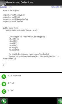 OCPJP/SCJP6 Mock Exam 100 Qns screenshot 1