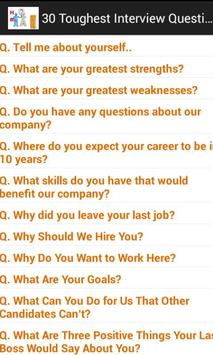 HR Interview Questions & Ans screenshot 1