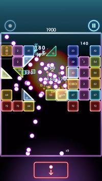 Brick breaker swipe screenshot 3