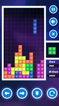 Brick Tetris Classic - Block Brick Puzzle Game screenshot 10
